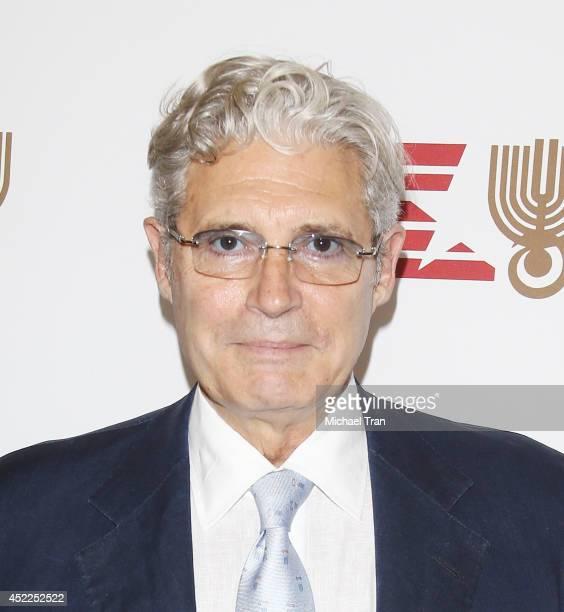 Michael Nouri arrives at the Israeli Philharmonic Orchestra's Lifetime Achievement Award Ceremony honoring Hans Zimmer held at Wallis Annenberg...