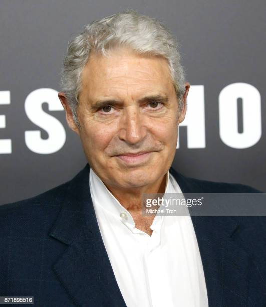 Michael Nouri arrives to the Los Angeles premiere of Focus Features' 'Darkest Hour held at Samuel Goldwyn Theater on November 8 2017 in Beverly Hills...