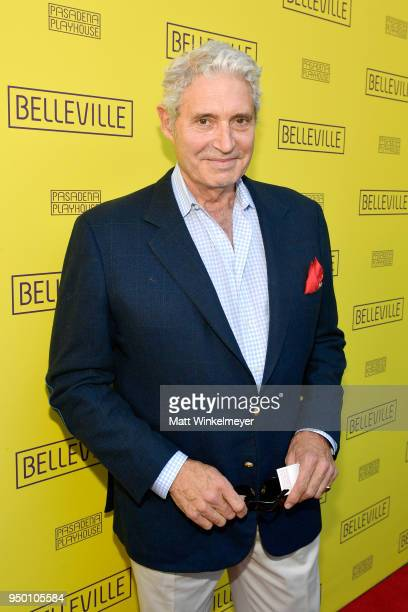 Michael Nouri attends the Opening Night Of 'Belleville' presented by Pasadena Playhouse on April 22 2018 in Pasadena California