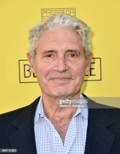 Michael Nouri attends the Pasadena Playhouse Presents Opening Night Of Belleville at Pasadena Playhouse on April 22 2018 in Pasadena California