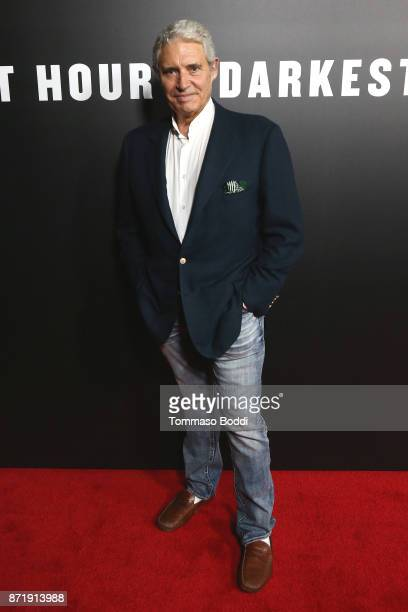 Michael Nouri attends the Premiere Of Focus Features' 'Darkest Hour' at Samuel Goldwyn Theater on November 8 2017 in Beverly Hills California