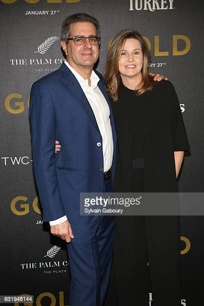 Michael Nozik attends TWCDimension with Popular Mechanics The Palm Court Wild Turkey Bourbon Host the Premiere of Gold at AMC Loews Lincoln Square on...
