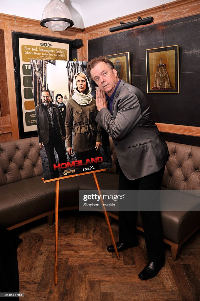 Michael O'Keefe attends a Private Reception And Screening Of Homeland Season 4 on September 4, 2014 in New York City.