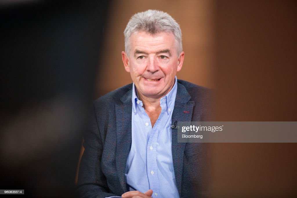 Ryanair Holdings Plc Chief Executive Officer Michael O'Leary Interview