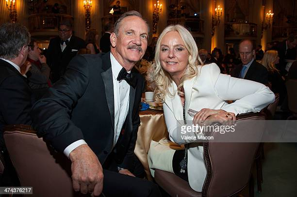 Michael O'Neill attends the 50th Annual CAS Awards From The Cinema Audio Society at Millennium Biltmore Hotel on February 22 2014 in Los Angeles...