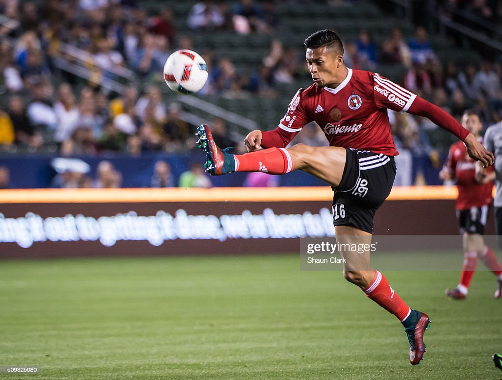 Los Angeles Galaxy v Club Tijuana : News Photo