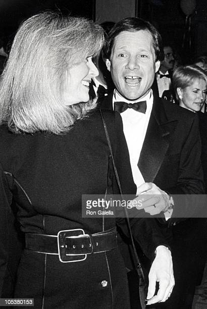 Michael Ovitz and Judy Ovitz during 5th Annual Moving Picture Ball at Century Plaza in Century City California United States