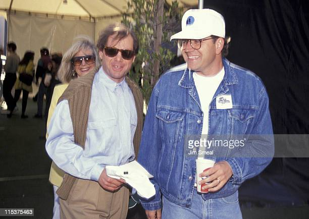 Michael Ovitz Judy Ovitz and Charles Fleischer during Opening of Universal Studios New ET Adventures Ride at Universal Studios in Universal City...