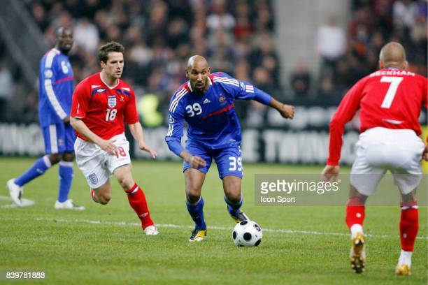 Michael OWEN / Nicolas ANELKA France / Angleterre Match Amical Stade de France