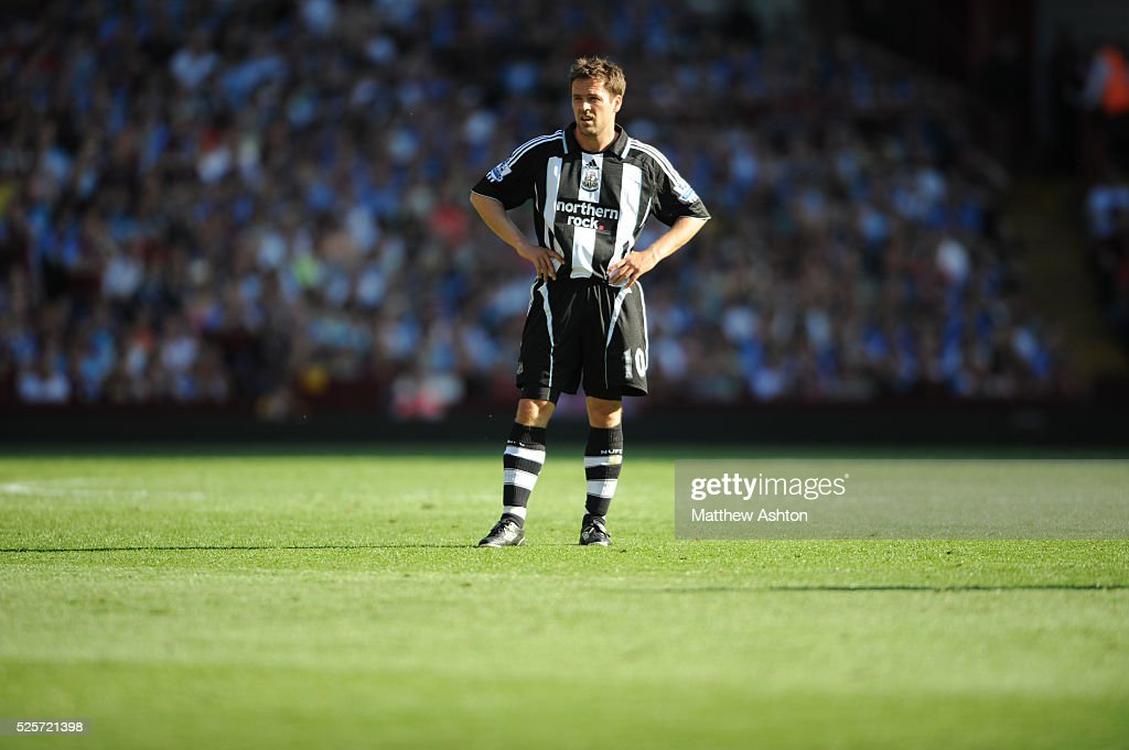 Soccer - Premier League - Aston Villa vs. Newcastle United : News Photo
