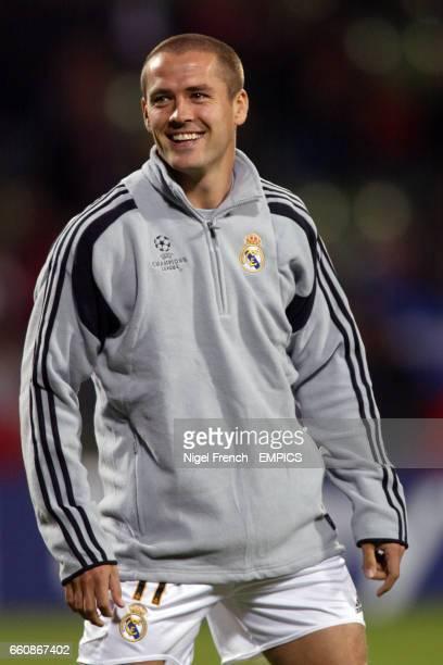 Michael Owen Real Madrid