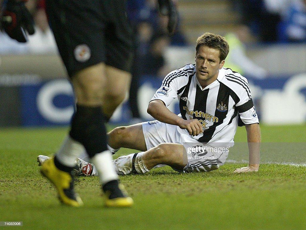 Reading v Newcastle United : News Photo