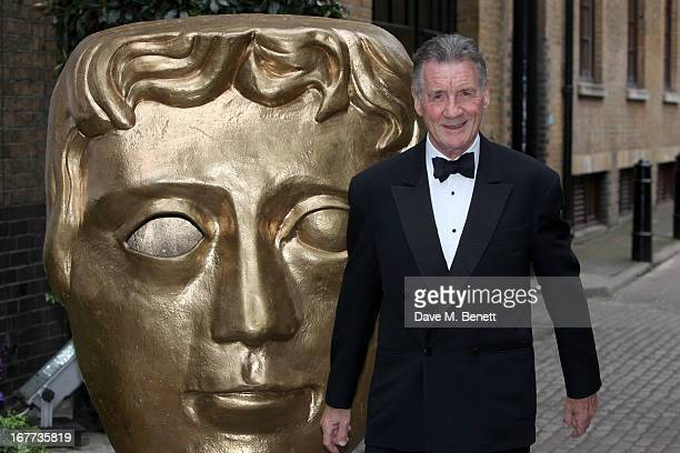 Michael Palin attends the BAFTA Craft Awards at The Brewery on April 28 2013 in London England