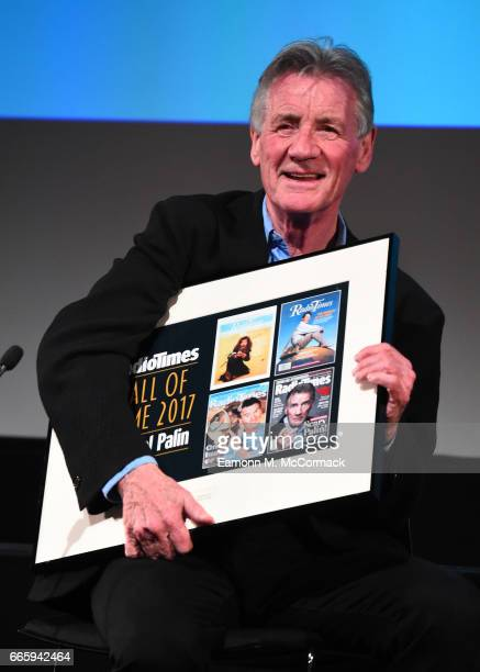 Michael Palin during the BFI Radio Times TV Festival at BFI Southbank on April 7 2017 in London England