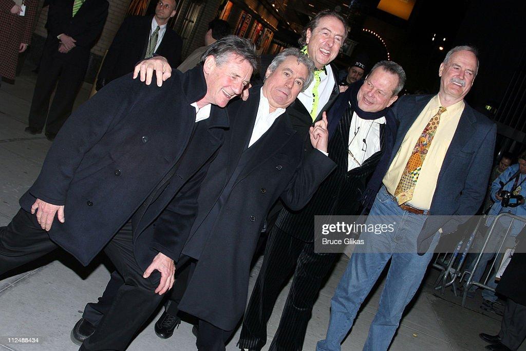 "Monty Python's ""Spamalot"" Opening Night on Broadway - Arrivals"