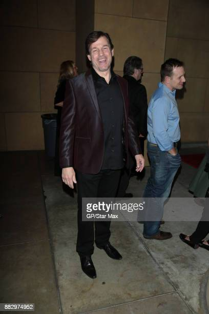 Michael Pare is seen on November 29 2017 in Los Angeles CA