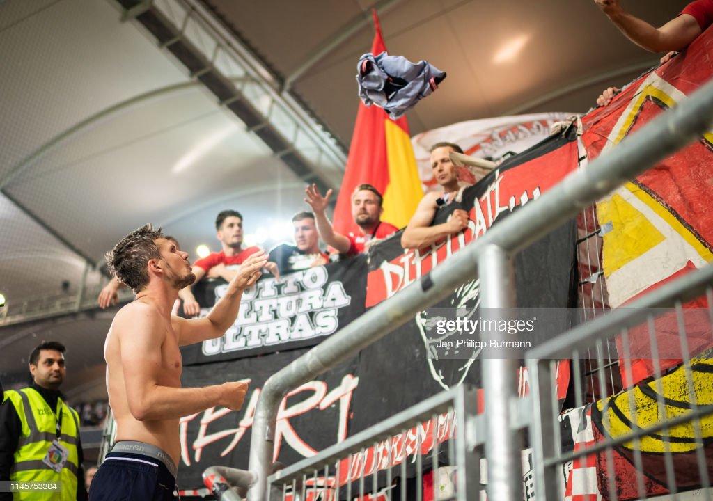 DEU: VfB Stuttgart v 1. FC Union Berlin - Relegation Playoff