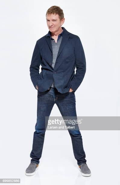 Michael Patrick King is photographed for Entertainment Weekly Magazine on June 10 2017 in Austin Texas
