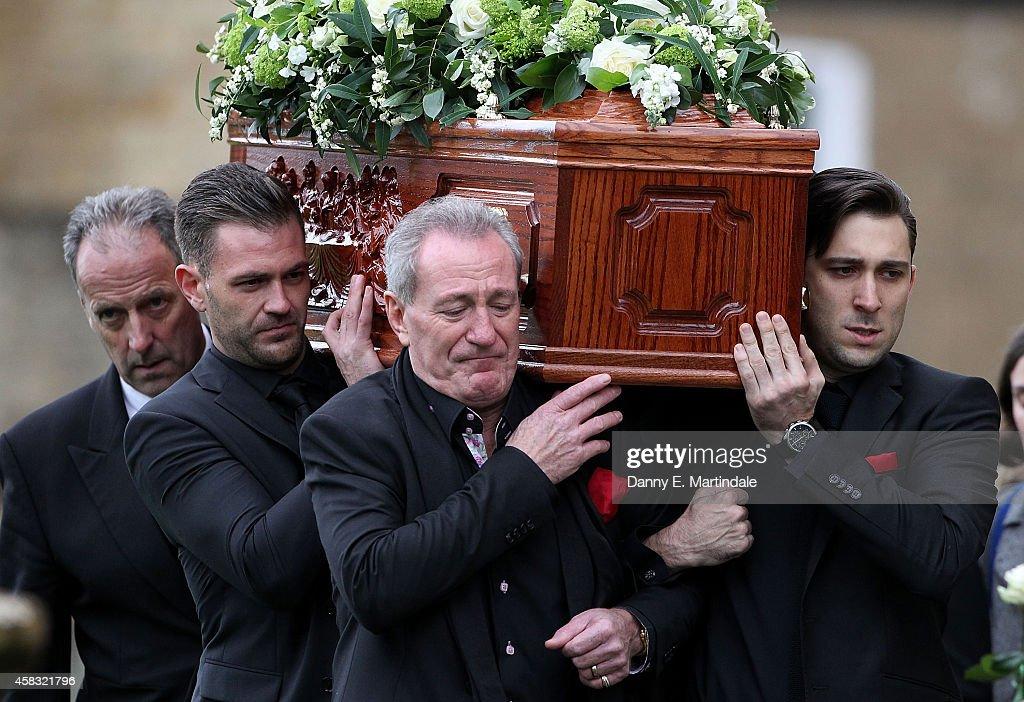 celebrity funeral