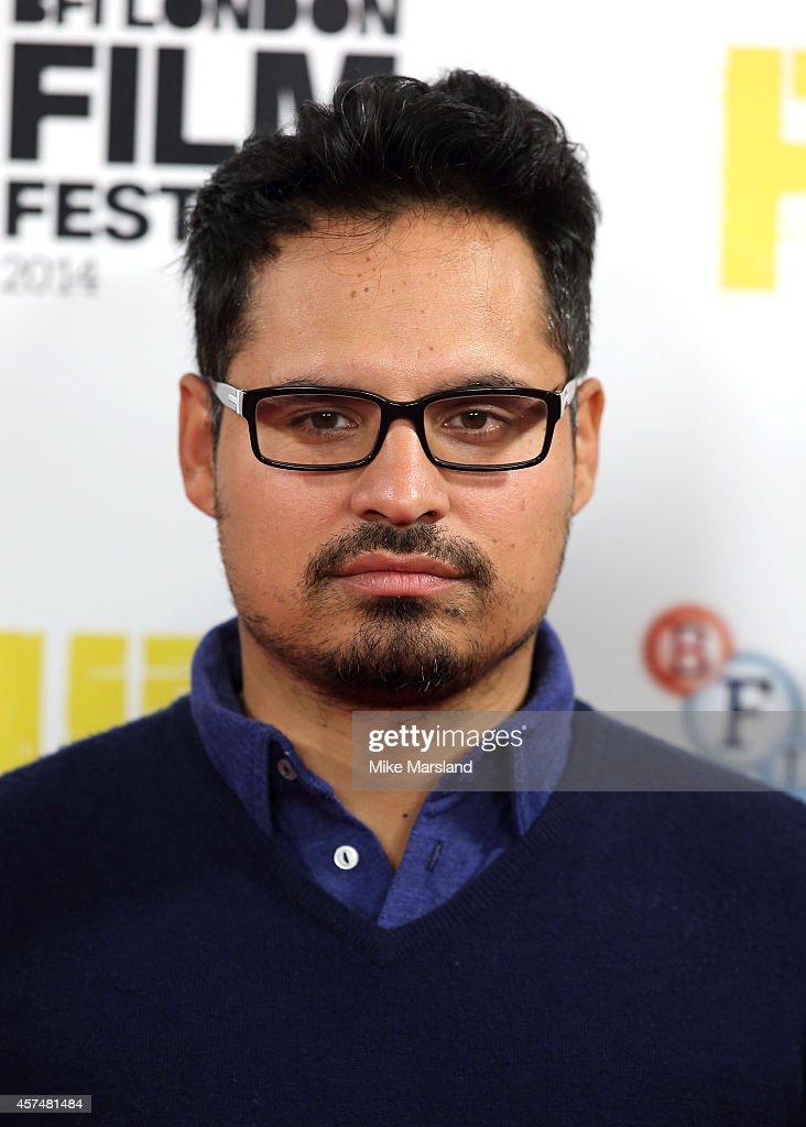 """Fury"" - Photocall:  58th BFI London Film Festival : ニュース写真"