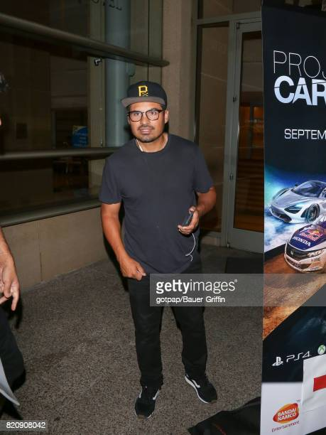 Michael Pena is seen on July 21 2017 in San Diego California