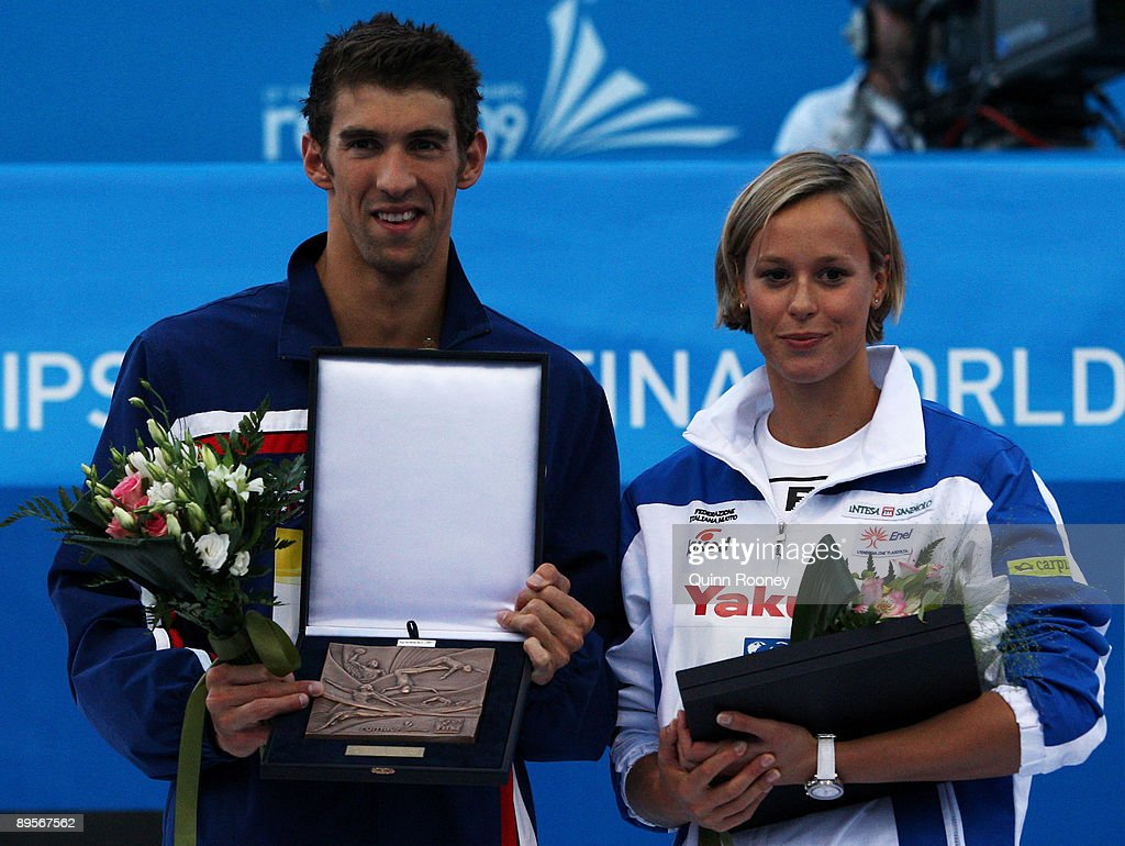 Swimming Day Eight - 13th FINA World Championships : News Photo