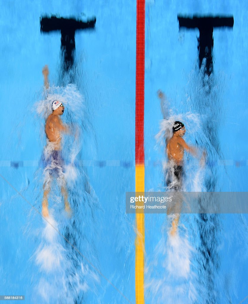 Swimming - Olympics: Day 5 : News Photo
