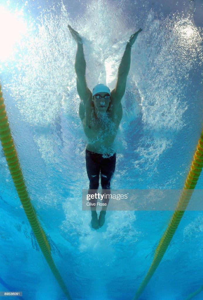 Swimming Day Six - 13th FINA World Championships : News Photo