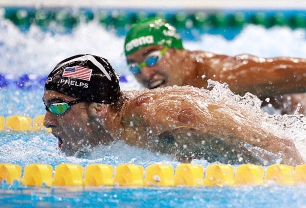 USA: Game Changers - Michael Phelps