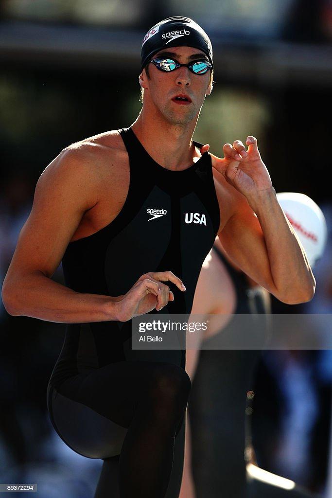 Swimming Day Three - 13th FINA World Championships : News Photo