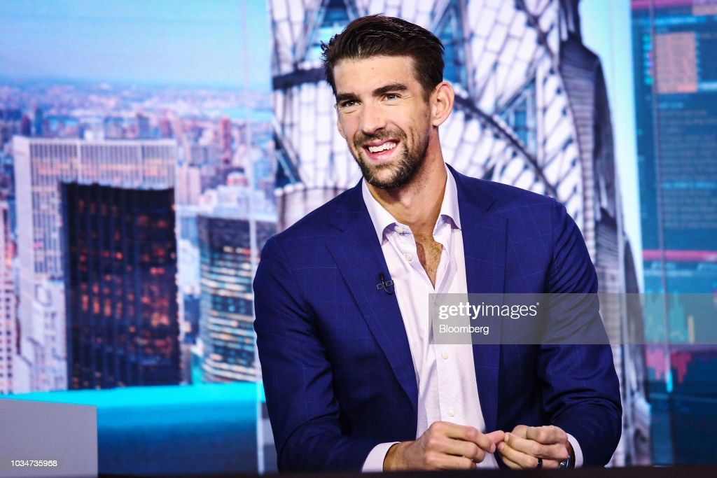 Olympic Gold Medalist Michael Phelps Interview