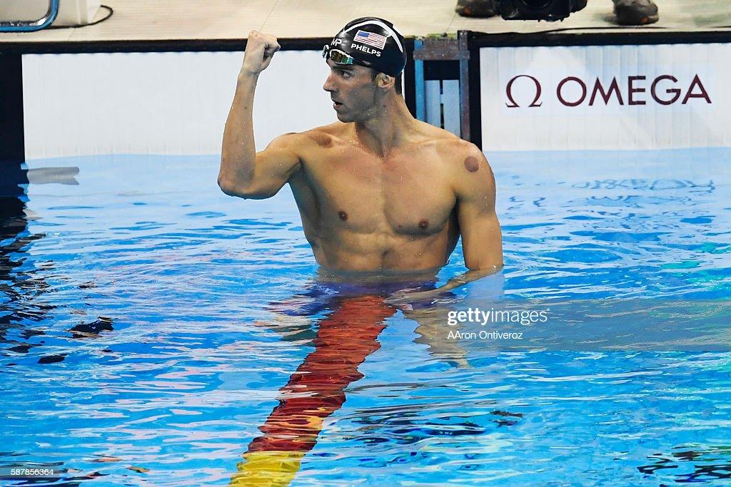 Rio 2016 swimming : News Photo
