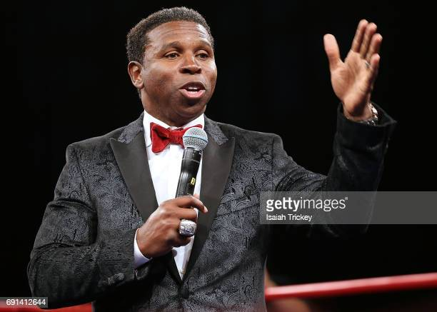 Michael 'Pinball' Clemons CoFounder of the Pinball Clemons Foundation attends the Victory Charity Ball at CBC Toronto on June 1 2017 in Toronto Canada