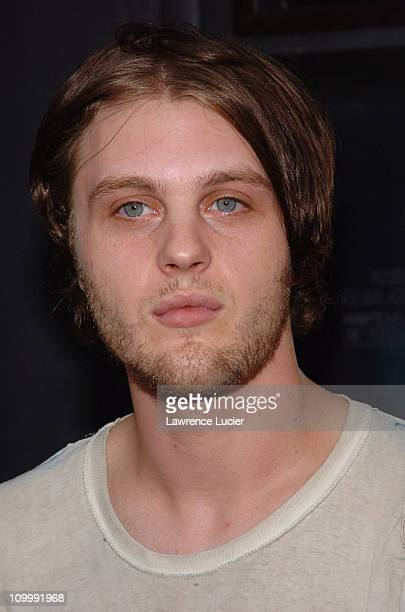 Michael Pitt during Last Days New York City Premiere Arrivals at Sunshine Theater in New York City New York United States