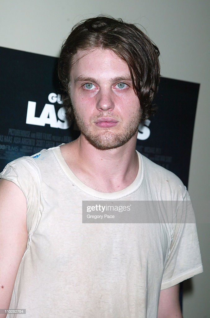 Michael Pitt during 'Last Days' New York City Premiere - Inside Arrivals at The Sunshine Theatre in New York City, New York, United States.