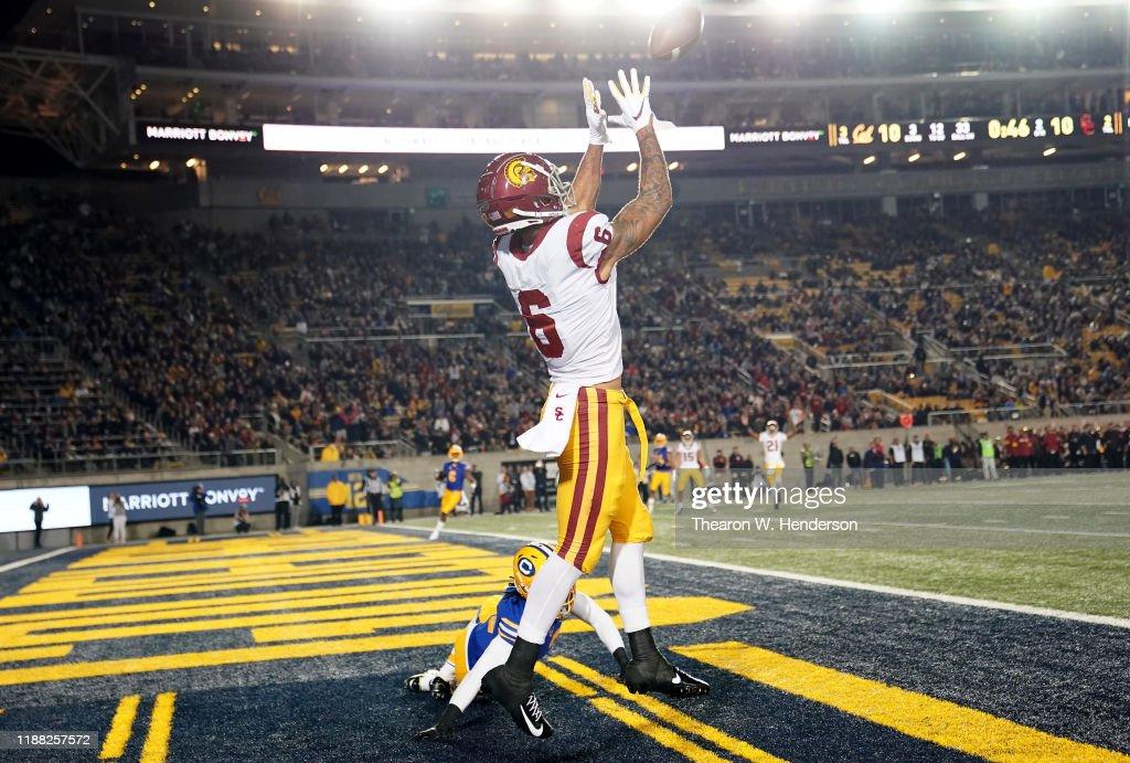 USC v California : News Photo
