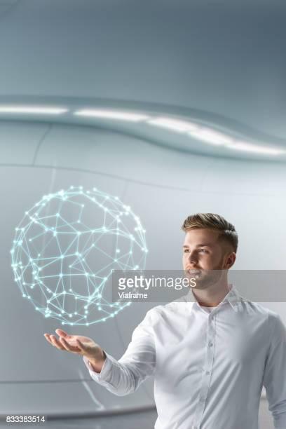 Michael plexus sphere - portrait