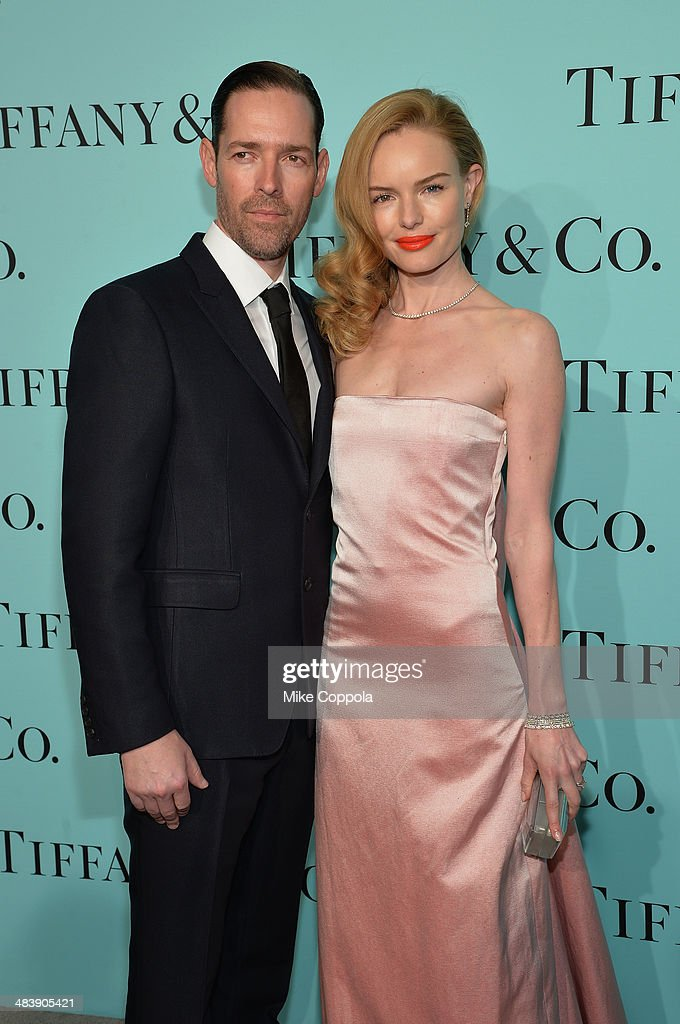 Tiffany Debuts The 2014 Blue Book At The Guggenheim Museum In New York - Arrivals : News Photo