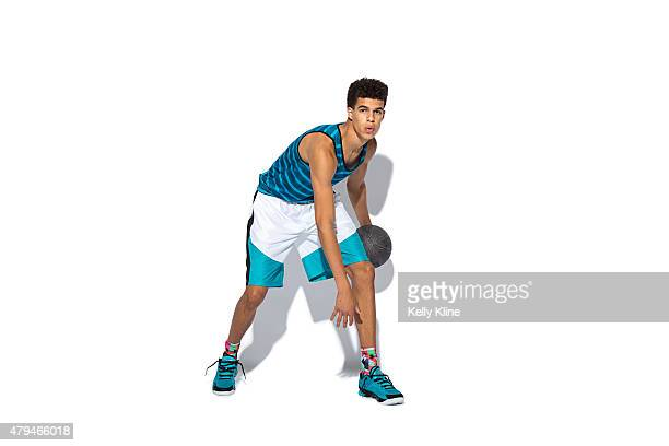 Michael Porter poses for a portrait during the NBPA Top 100 Camp on June 18 2015 at John Paul Jones Arena in Charlottesville Virginia