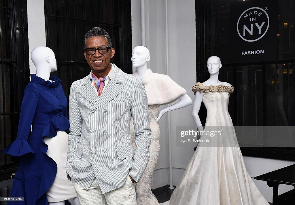 NY: B Michael America  Made In New York - Presentation - September 2016 - New York Fashion Week
