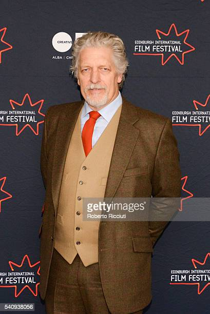 Michael Powell Jury actor Clancy Brown attends a photocall during the 70th Edinburgh International Film Festival at The Apex Hotel on June 17 2016 in...