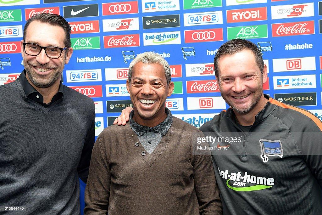 Hertha BSC - media press