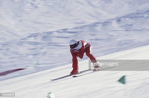 ALBERTVILLE 1992 Michael PRUFER/FRA/SPEED SKIING