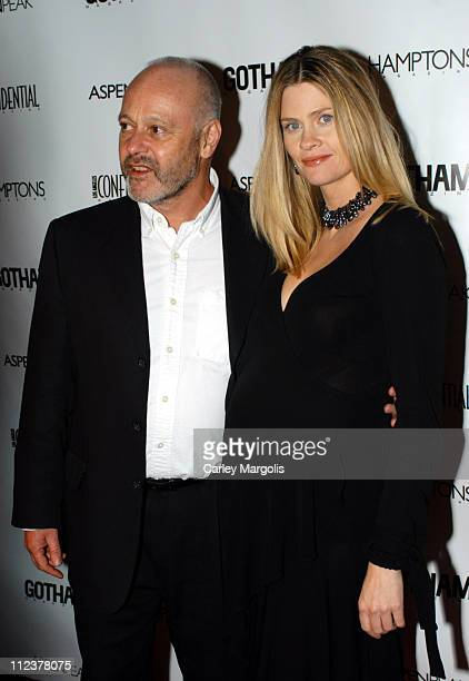"""Michael Radford and Emma Radford during Gotham Magazine, Al Pacino and Sony Pictures Host the Premiere Party for """"The Merchant of Venice"""" - Party..."""