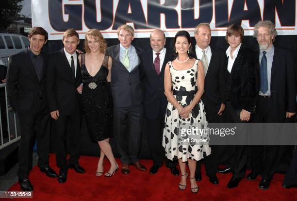 Michael Rady Brian Geraghty Melissa Sagemiller Peter Gail Andrew Davis Sela Ward Kevin Costner Ashton Kutcher Clancy Brown