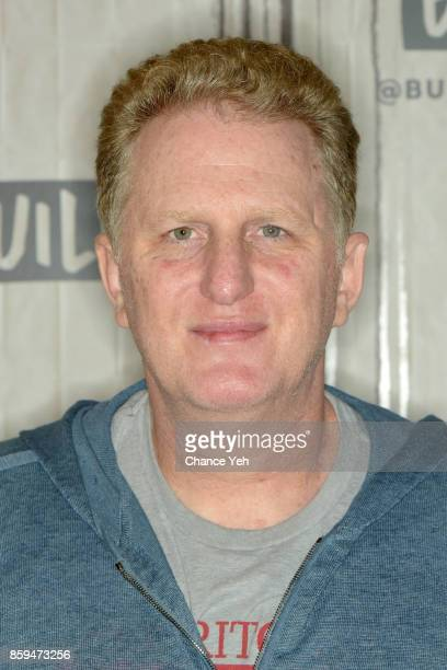 Michael Rapaport attends Build series to discuss 'White Famous' at Build Studio on October 9 2017 in New York City