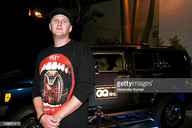 """Michael Rapaport during Jay-Z Album Release Party for """"Kingdom Come"""" Hosted by GQ and Rocawear - Red Carpet at Area in Hollywood, California, United..."""