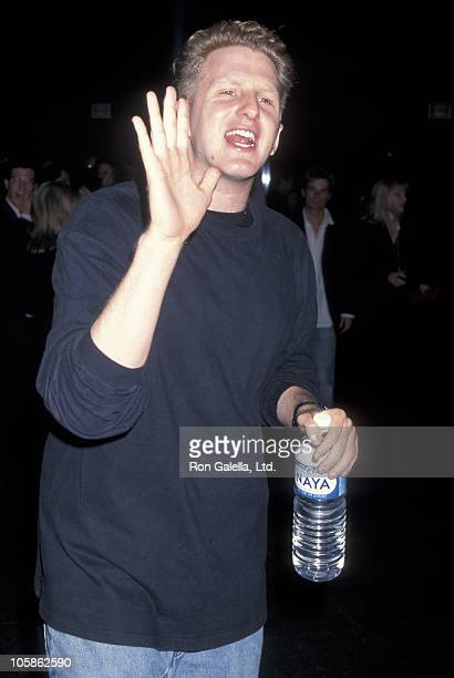 Michael Rapaport during The Pallbearer Los Angeles Premiere at The Directors Guild of America Theatre in Los Angeles California United States