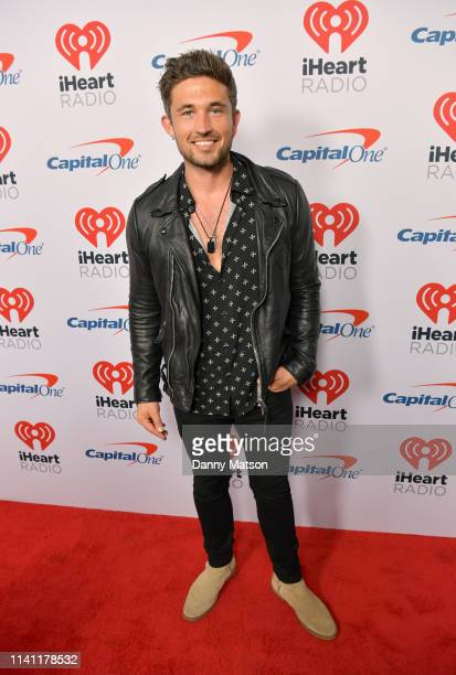 Michael Ray arrives at the 2019 iHeartCountry Festival Presented by Capital One at the Frank Erwin Center on May 4 2019 in Austin Texas