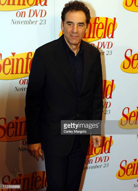 Michael Richards during 'Seinfeld' First 3 Seasons Released on DVD at Rainbow Room in New York City New York United States
